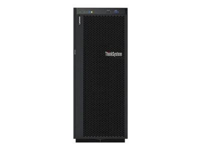 Lenovo ThinkSystem ST550 7X10 – Server – tower – 4U – a 2 vie – 1 x Xeon Silver 4208 / 2.1 GHz – RAM 16 GB – SAS – hot-swap 2.5″ – nessun HDD – Matrox G200 – GigE – senza SO -monitor: nessuno [ TT794188 ]