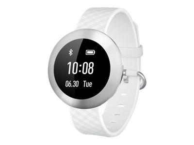 Huawei Band – Sistema di monitoraggio attività – 1.06″ – monocromatico – 512 KB – Bluetooth – 25 g – bianco [ TT148571 ]