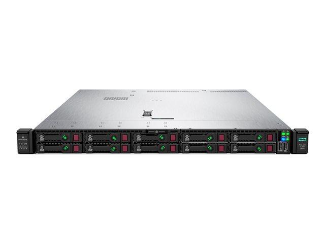 HPE ProLiant DL360 Gen10 Low – Server – montabile in rack – 1U – a 2 vie – 1 x Xeon Bronze 3104 / 1.7 GHz – RAM 8 GB – SATA – hot-swap 3.5″ – nessun HDD – GigE -monitor: nessuno [ TT712660 ]