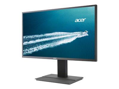 Acer B326HK – Monitor a LED – 32″ – 3840 x 2160 4K UHD (2160p) – IPS – 350 cd/m² – 6 ms – DVI, HDMI, MHL, DisplayPort, Mini DisplayPort – altoparlanti – grigio scuro [ TT553574 ]