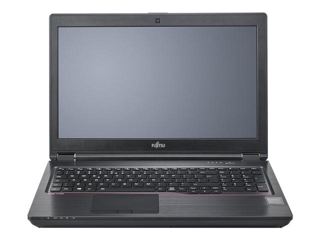 Fujitsu CELSIUS Mobile H780 – Core i7 8850H / 2.6 GHz – Win 10 Pro Edizione a 64 bit – 64 GB RAM – 1.024 TB SSD NVMe, EraseDisk – 15.6″ IPS 3840 x 2160 (Ultra HD 4K) – Quadro P3200 / UHD Graphics 630 – Wi-Fi, Bluetooth [ TT716143 ]