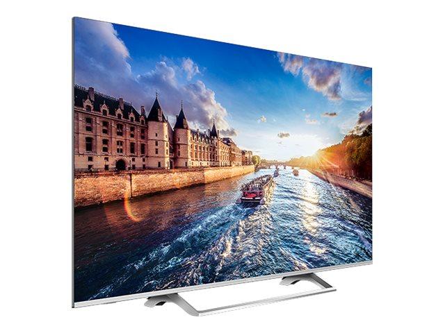 Hisense H50B7520 – 50″ Classe TV a LED – Smart TV – VIDAA – 4K UHD (2160p) 3840 x 2160 – HDR – nero, argento [ TT803259 ]