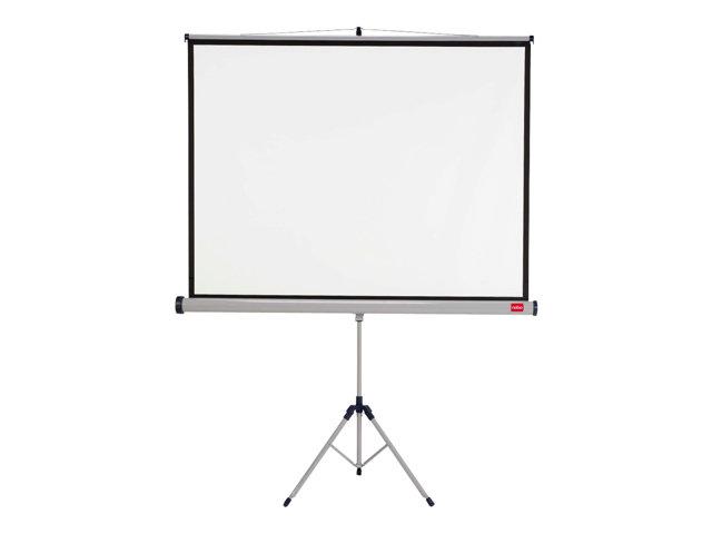 NOBO – Schermo proiettore con treppiedi – 95.7 pollici (243 cm) – 4:3 – Matte White [ TT228673 ]