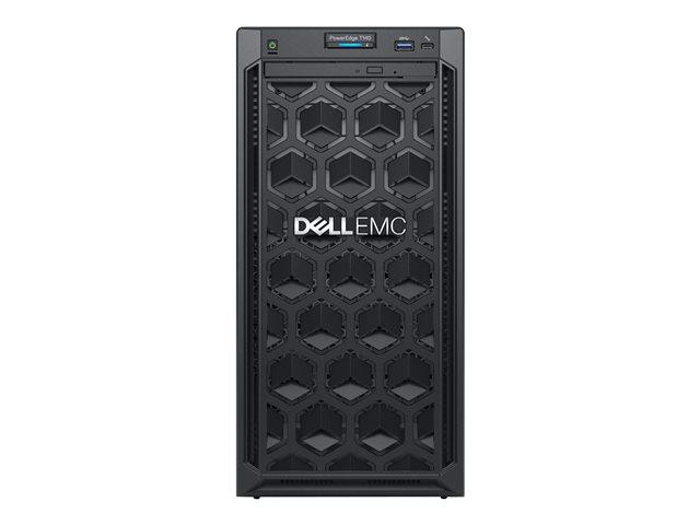 Dell EMC PowerEdge T140 – Server – MT – 1 x Xeon E-2124 / 3.3 GHz – RAM 8 GB – HDD 1 TB – masterizzatore DVD – GigE – senza SO -monitor: nessuno – BTP [ TT788200 ]