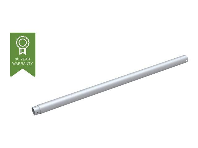 VISION TECHMOUNT TM-1200 – Extension Pole – Componente di montaggio ( colonnina di estensione ) per proiettore – bianco lucido [ TT42129 ]