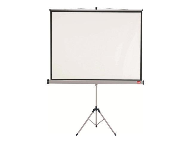NOBO – Schermo proiettore con treppiedi – 71 pollici (180.5 cm) – 4:3 – Matte White [ TT228671 ]