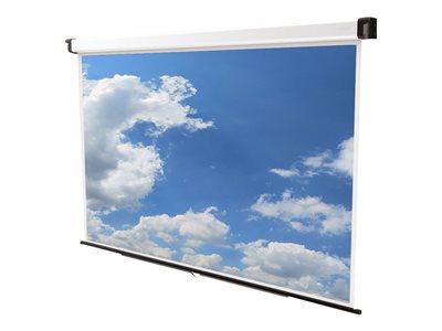SOPAR So Dream – Schermo per proiezione – montaggio a soffitto, montaggio a parete – 88 pollici (224 cm) – 4:3 – bianco – bianco, RAL 9010 [ TT792530 ]