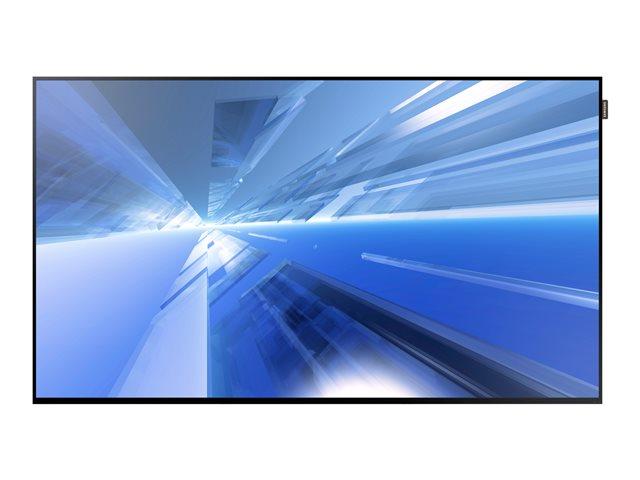 Samsung DB55E – 55″ Classe – DBE Series display LED – segnaletica digitale – 1080p (Full HD) – LED a illuminazione diretta [ TT193950 ]