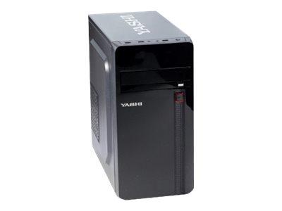 Yashi MT YY97240 – MT – 1 x Core i7 9700 / 3 GHz – RAM 8 GB – SSD 240 GB – masterizzatore DVD – UHD Graphics 630 – GigE – Win 10 Pro -monitor: nessuno [ TT793822 ]