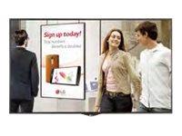 LG 49XS2B-B – 49″ Classe display LED – segnaletica digitale – 1080p (Full HD) – nero [ TT237551 ]