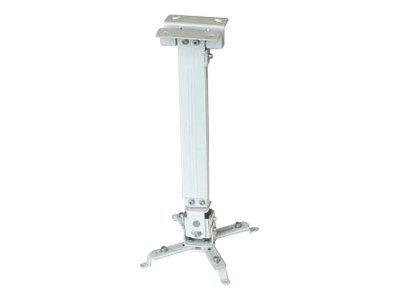 Sopar TAPA white staffe per proiettore length 430-650mm [ TT47503 ]