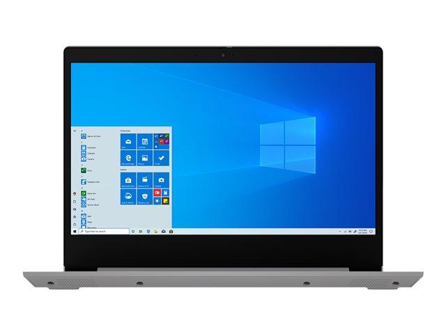 Lenovo IdeaPad 3 14ADA05 81W0 – Ryzen 7 3700U / 2.3 GHz – Win 10 Home 64 bit – 8 GB RAM – 512 GB SSD NVMe – 14″ TN 1920 x 1080 (Full HD) – Radeon RX Vega 10 – Wi-Fi, Bluetooth – grigio platino IMR – tast: italiana [ TT803113 ]