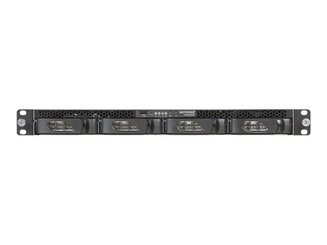 NETGEAR ReadyNAS 3138 RN3138 – Server NAS – 4 alloggiamenti – montabile in rack – RAID 0, 1, 5, 6, 10, JBOD – Gigabit Ethernet – iSCSI – 1U [ TT149887 ]