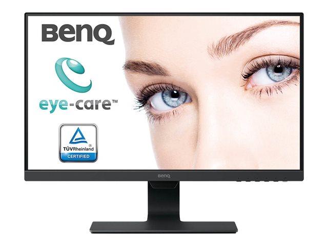 BenQ BL2480 – BL Series – monitor a LED – 23.8″ – 1920 x 1080 Full HD (1080p) – IPS – 250 cd/m² – 1000:1 – 5 ms – HDMI, VGA, DisplayPort – altoparlanti – nero [ TT803614 ]