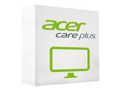 Acer Care Plus Carry-in Virtual Booklet – Contratto di assistenza esteso – parti e manodopera – 5 anni – ritiro e riconsegna – da acquistare entro 365 giorni dall'acquisto del prodotto [ TT229226 ]