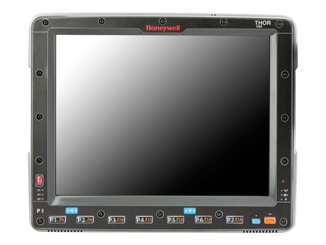 Honeywell Thor VM3 – Computer su veicolo – Atom E3826 / 1.5 GHz – Win 7 – 4 GB RAM – 64 GB SSD – 12.1″ touchscreen 1024 x 768 – HD Graphics [ TT709149 ]