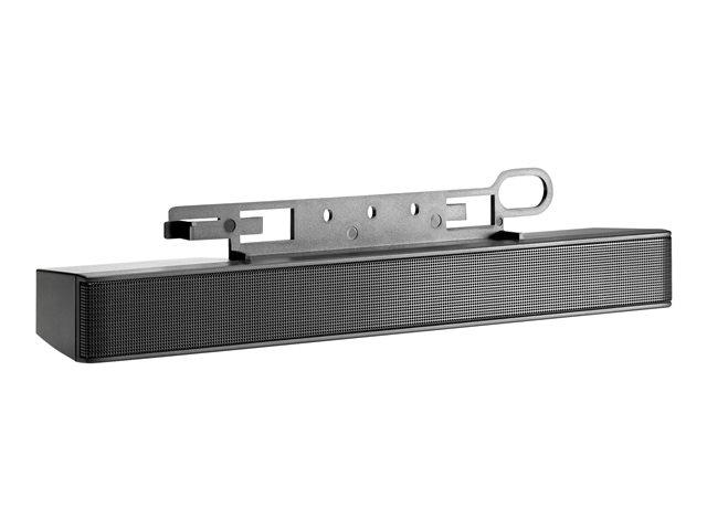 HP LCD Speaker Bar ( Black – for all new TFT ) [ TT43387 ]