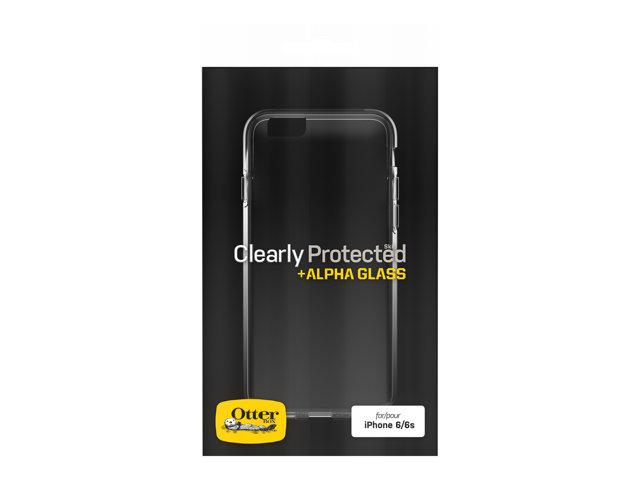 OtterBox Clearly Protected Clean – Kit di protezione per schermo – per Apple iPhone 6s [ TT195830 ]