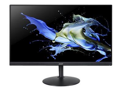 Acer CB272 – Monitor a LED – 27″ – 1920 x 1080 Full HD (1080p) – 250 cd/m² – 1 ms – HDMI, VGA, DisplayPort – altoparlanti – nero [ TT794502 ]