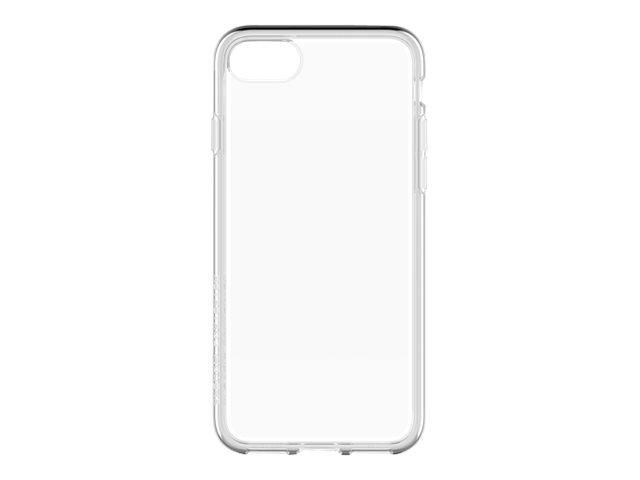 OtterBox Clearly Protected Skin – Copertina per cellulare – poliuretano termoplastico – trasparente – con protezione schermo Alpha Glass – per Apple iPhone 7 [ TT196955 ]