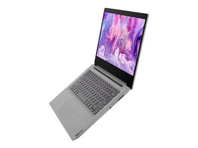 Lenovo IdeaPad 3 14IML05 81WA – Core i5 10210U / 1.6 GHz – Win 10 Home 64 bit – 8 GB RAM – 512 GB SSD NVMe – 14″ TN 1920 x 1080 (Full HD) – GF MX130 / UHD Graphics – Wi-Fi, Bluetooth – grigio platino IMR – tast: italiana [ TT801275 ]