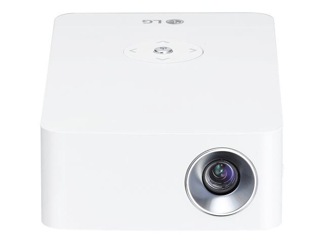LG MiniBeam PH30JG – Proiettore DLP – 250 lumen (bianco) – 1280 x 720 – 16:9 – 720p – Wi-Fi [ TT720182 ]