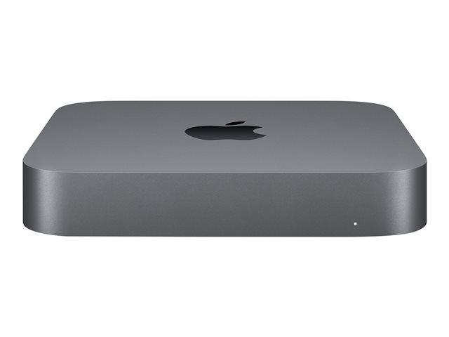 Apple Mac mini – DTS – Core i5 3 GHz – RAM 16 GB – SSD 512 GB – UHD Graphics 630 – GigE, Bluetooth 5.0 – WLAN: 802.11a/b/g/n/ac, Bluetooth 5.0 – macOS Catalina 10.15 -monitor: nessuno – CTO [ TT800903 ]