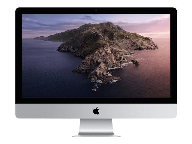 Apple iMac with Retina 5K display – All-in-one – Core i7 3.8 GHz – RAM 8 GB – SSD 512 GB – Radeon Pro 5500 XT – GigE – WLAN: 802.11a/b/g/n/ac, Bluetooth 5.0 – macOS Catalina 10.15 -monitor: LED 27″ 5120 x 2880 (5K) – tastiera: italiana [ TT803377 ]