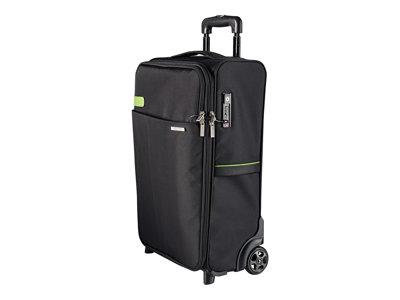 Leitz Complete Smart Traveller – Verticale – poliestere durevole – nero [ TT228433 ]