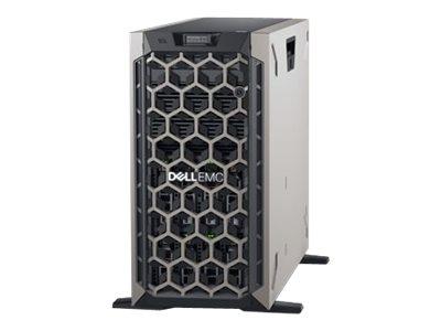 Dell EMC PowerEdge T440 – Server – tower – 5U – a 2 vie – 1 x Xeon Bronze 3204 / 1.9 GHz – RAM 8 GB – SAS – hot-swap 3.5″ – SSD 240 GB – masterizzatore DVD – G200eR2 – GigE – senza SO -monitor: nessuno – BTP – con 3 Anni Basic Onsite [ TT794215 ]