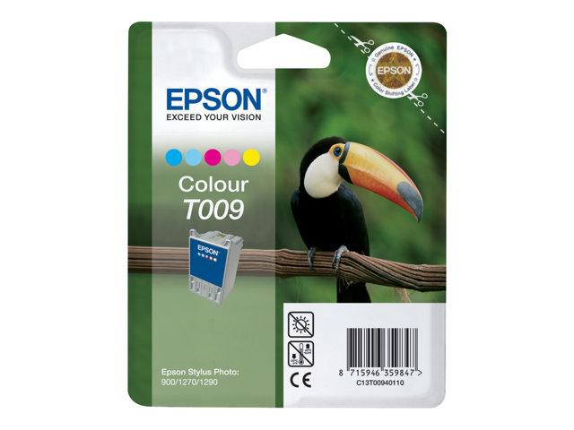 Cartuccia inchiostro a 5 colori, in confezione blister RS.STYLUS PHOTO 1270, STYLUS PHOTO 1290, STYLUS PHOTO 1290S, STYLUS PHOTO 900 [ TT40679 ]