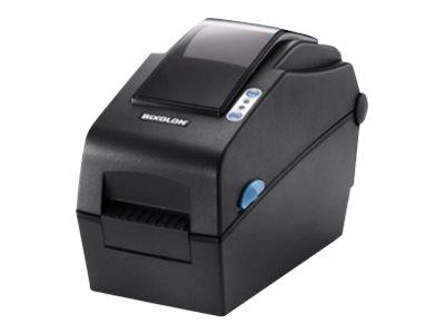 BIXOLON SLP-DX223 – Stampante per etichette – carta termica – Rotolo (6 cm) – 300 dpi – fino a 100 mm/sec – USB, LAN, seriale – nero [ TT717709 ]