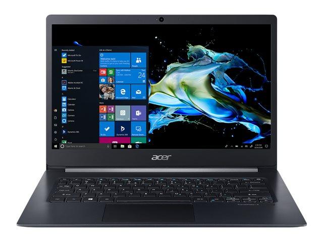 Acer TravelMate X5 TMX514-51T-71ZC – Core i7 8565U / 1.8 GHz – Win 10 Pro Edizione a 64 bit – 16 GB RAM – 512 GB SSD NVMe – 14″ IPS touchscreen 1920 x 1080 (Full HD) – UHD Graphics 620 – Wi-Fi, Bluetooth – Graphite Black – tast: italiana [ TT802980 ]