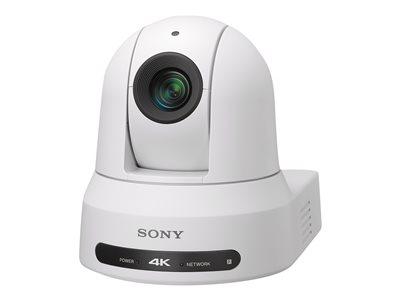 Sony BRC-X400 – Telecamera per videoconferenza – PTZ – colore – 3840 x 2160 – 1080/59.94p, 2160/29.97p – 1700 TVL – audio – HDMI, 3G-SDI – 12 V CC/PoE Plus [ TT802588 ]