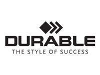 DURABLE – Porta biglietti da visita – antracite [ TT728775 ]