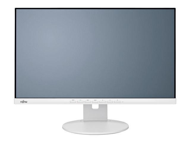 Fujitsu B24-9 TE – Business Line – monitor a LED – 23.8″ (23.8″ visualizzabile) – 1920 x 1080 Full HD (1080p) – IPS – 250 cd/m² – 1000:1 – 5 ms – HDMI, VGA, DisplayPort – altoparlanti – grigio marmorizzato – per ESPRIMO D556/2/, D556/PX [ TT692249 ]