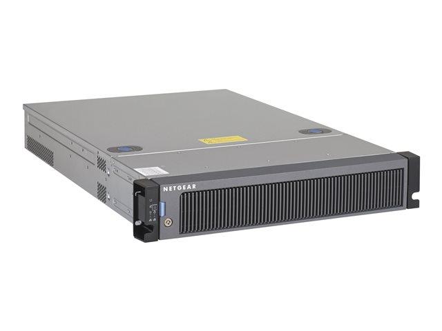 NETGEAR ReadyNAS 4312S – Server NAS – 12 alloggiamenti – montabile in rack – SATA 6Gb/s / eSATA – RAID 0, 1, 5, 6, 10, JBOD – RAM 16 GB – Gigabit Ethernet / 10 Gigabit Ethernet – iSCSI – 2U [ TT797960 ]
