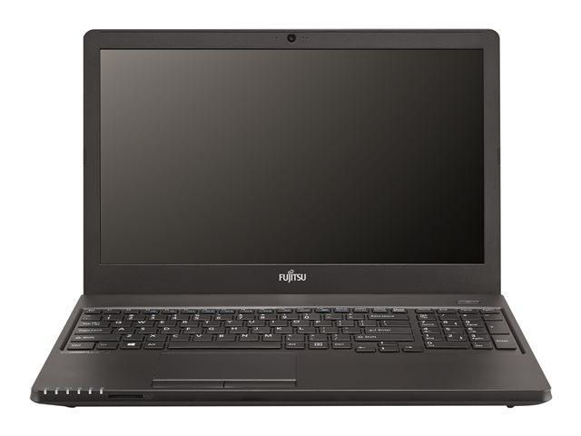 Fujitsu LIFEBOOK A359 – Core i5 8250U / 1.6 GHz – Win 10 Pro Edizione a 64 bit – 8 GB RAM – 512 GB SSD – DVD SuperMulti – 15.6″ 1920 x 1080 (Full HD) – UHD Graphics 620 – Wi-Fi, Bluetooth – nero opaco [ TT801303 ]