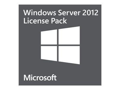 HP Microsoft Windows Server 2012 – Licenza – 5 licenze CAL device – OEM – EMEA – solo per ProLiant HP [ TT50881 ]
