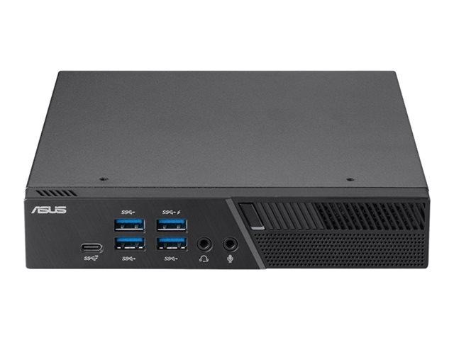 ASUS Mini PC PB50 BR053ZV – PC mini – Ryzen 7 3750H / 2.3 GHz – RAM 8 GB – SSD 512 GB – Radeon RX Vega 10 – GigE – WLAN: Bluetooth 4.0, 802.11a/b/g/n/ac – Win 10 Pro -monitor: nessuno [ TT803943 ]