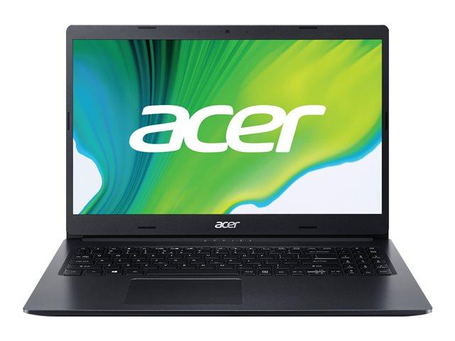 Acer Aspire 3 A315-57G-54HS – Core i5 1035G1 / 1 GHz – Win 10 Home 64 bit – 8 GB RAM – 512 GB SSD QLC – 15.6″ 1920 x 1080 (Full HD) – GF MX330 – Wi-Fi – nero di spagna – tast: italiana [ TT804637 ]