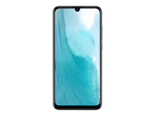 Huawei P Smart 2019 – Smartphone – dual SIM – 4G LTE – 64 GB – microSDXC slot – GSM – 6.21″ – 2340 x 1080 pixel (415 ppi) – LTPS – RAM 3 GB (fotocamera anteriore 8 MP) – 2x fotocamere posteriori – Android – midnight black [ TT797241 ]