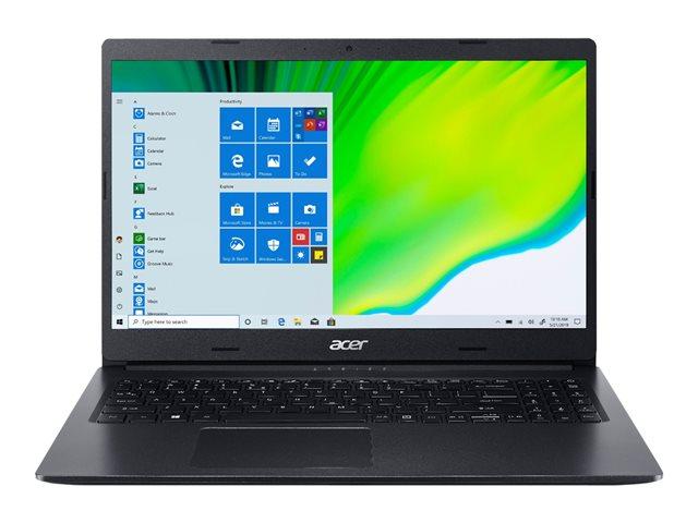 Acer Aspire 3 A315-57G-368F – Core i3 1005G1 / 1.2 GHz – Win 10 Home 64 bit – 8 GB RAM – 256 GB SSD – 15.6″ 1920 x 1080 (Full HD) – GF MX330 – Wi-Fi – nero di spagna – tast: italiana [ TT804639 ]
