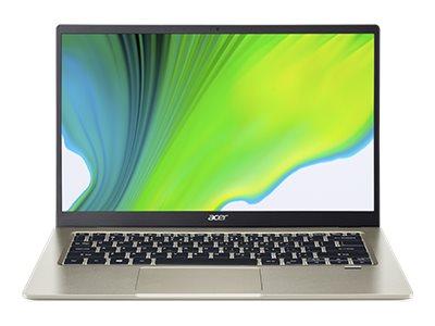 Acer Swift 1 SF114-33-C6GX – Celeron N4020 / 1.1 GHz – Windows 10 Home 64-bit in modalità S – 4 GB RAM – 128 GB SSD – 14″ IPS 1920 x 1080 (Full HD) – UHD Graphics 600 – Bluetooth, Wi-Fi – argento puro – tast: italiana [ TT804634 ]