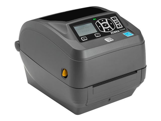Zebra ZD500R – Stampante per etichette – DT/TT – Rullo (10,8 cm) – 203 dpi – fino a 152 mm/sec – parallela, USB, LAN, seriale [ TT690702 ]
