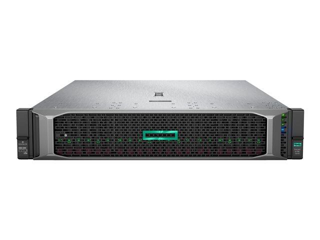 HPE ProLiant DL385 Gen10 Performance – Server – montabile in rack – 2U – a 2 vie – 1 x EPYC 7302 / 3 GHz – RAM 16 GB – SAS – hot-swap 2.5″ – nessun HDD – GigE – senza SO -monitor: nessuno [ TT806432 ]