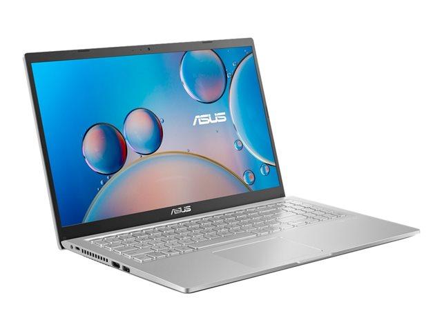 ASUS 15 X515JA-BR107T – Core i3 1005G1 / 1.2 GHz – Windows 10 Home – 8 GB RAM – 256 GB SSD NVMe – 15.6″ 1366 x 768 (HD) – UHD Graphics – Wi-Fi, Bluetooth – argento trasparente [ TT807314 ]