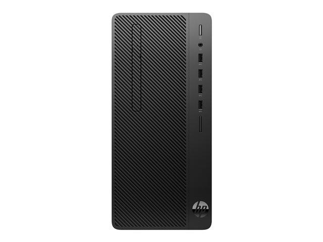 HP 290 G3 – SFF – Core i5 10500 / 3.1 GHz – RAM 8 GB – HDD 1 TB – masterizzatore DVD – UHD Graphics 630 – GigE – Win 10 Pro Edizione a 64 bit -monitor: nessuno – tastiera: italiana [ TT805465 ]