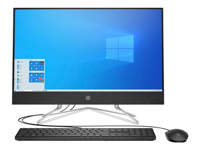HP 24-df0019nl – All-in-one – Core i5 10400T / 2 GHz – RAM 8 GB – SSD 512 GB – NVMe – UHD Graphics 630 – GigE – WLAN: 802.11a/b/g/n/ac, Bluetooth 4.2 – Win 10 Home 64 bit -monitor: LED 23.8″ 1920 x 1080 (Full HD) – tastiera: italiana [ TT805415 ]