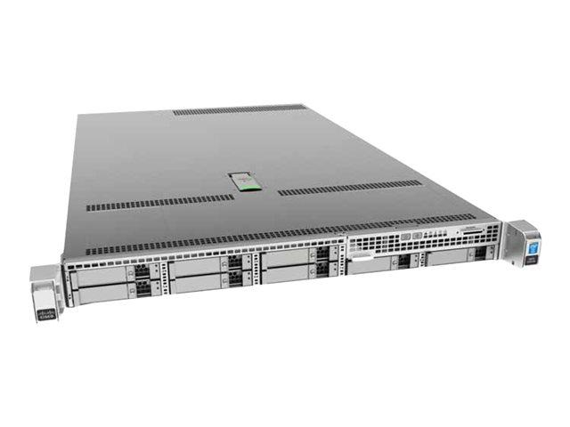 Cisco UCS C220 M4 High-Density Rack Server (Small Form Factor Disk Drive Model) – montabile in rack – senza CPU – 0 MB – 0 GB [ TT712672 ]